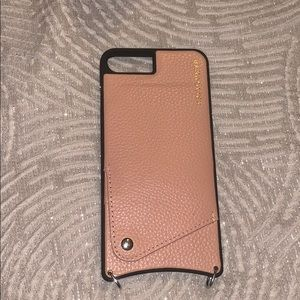 iPhone 8Plus Bandolier Case with Card Holder